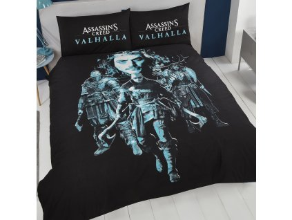 Povlečení Assassin's Creed Valhalla (dvoulůžko)