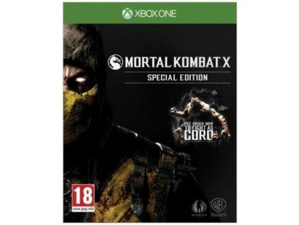 XBOX ONE Mortal Kombat X SPECIAL EDITION
