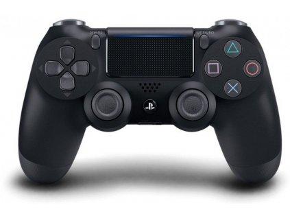 PS4 Dualshock 4 V2 Bezdrátový ovladač ORIGINÁLNÍ (black)