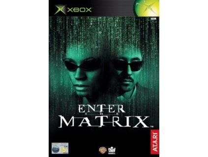 XBOX Enter the Matrix