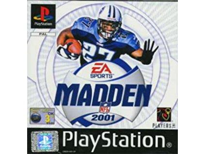 PS1 Madden 2001