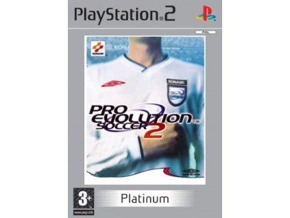 PS2 Pro Evolution Soccer 2 PLATINUM