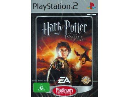 PS2 HARRY POTTER goblet of fire PLATINUM
