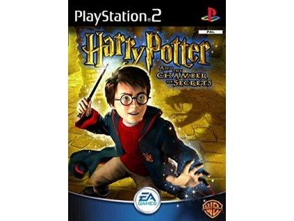 PS2 Harry Potter a tajemná komnata (DE,FR,IT,SPA)