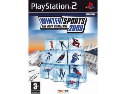 PS2 winter sports 2009
