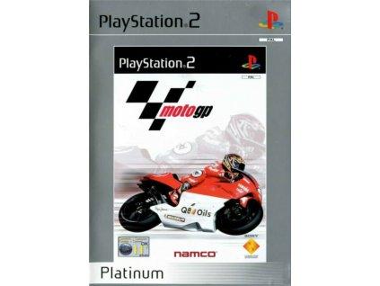 PS2 Moto GP PLATINUM