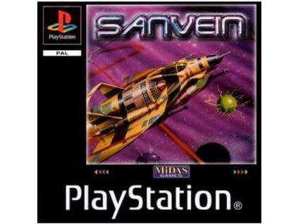 PS1 Shooter Starfighter Sanvein