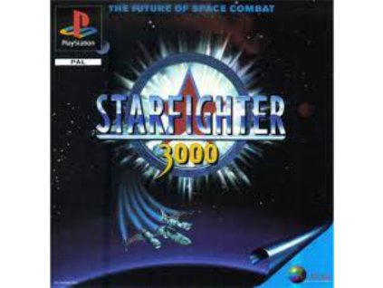 PS1 Star Fighter 3000