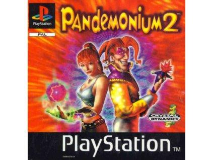 PS1 Pandemonium 2