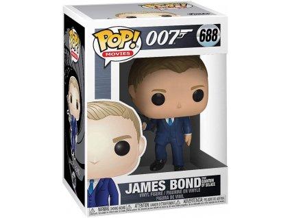 Funko POP James Bond James Bond Quantum of Solace 688