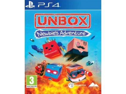 PS4 Unbox