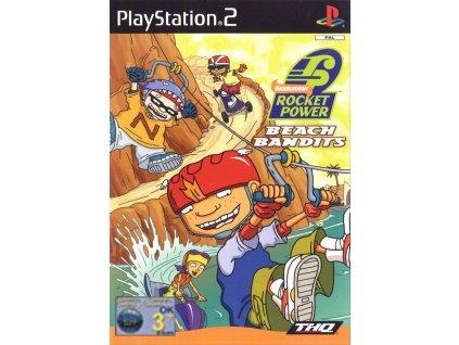 PS2 Nickelodeon Rocket Power Beach Bandits