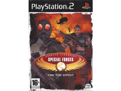 PS2 CT Special Forces: Fire for Effect