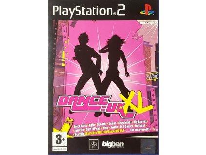 PS2 Dance UK XL
