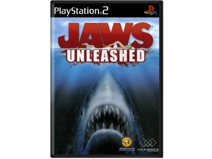 PS2 Jaws: Unleashed