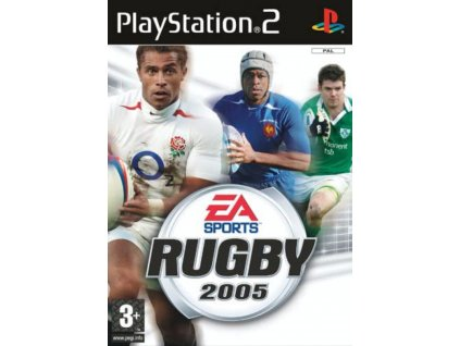 PS2 Rugby 2005