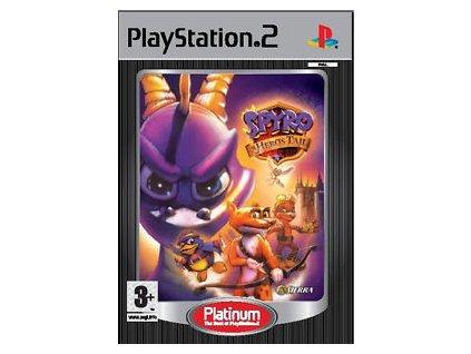 PS2 Spyro: A Hero's Tail PLATINUM-