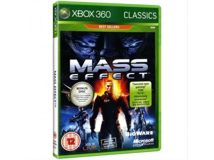 XBOX 360 Mass Effect classics