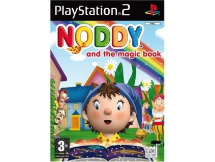 PS2 Noddy and The Magic Book