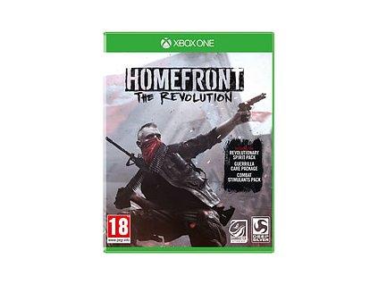 XBOX ONE Homefront: The Revolution