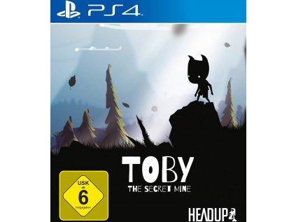 PS4 Toby The Secret Mine