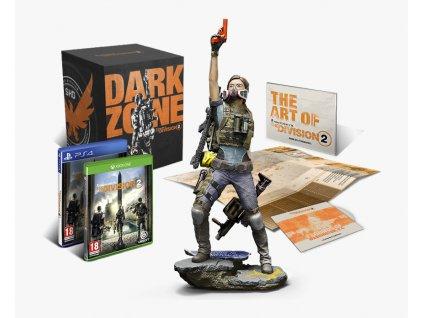 XBOX ONE The Division 2: Dark Zone Edition CZ