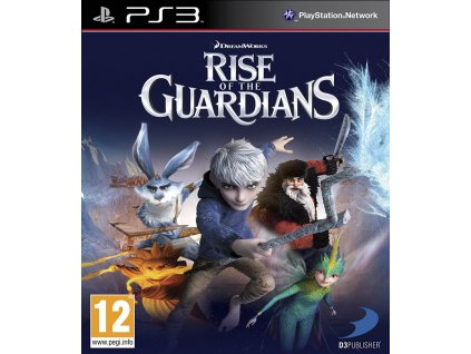 PS3 Rise of the Guardians