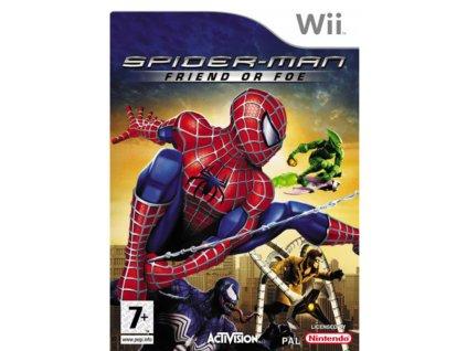 Spider man Friend or Foe (Wii)