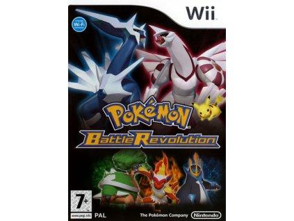 Pokémon Battle Revolution Wii