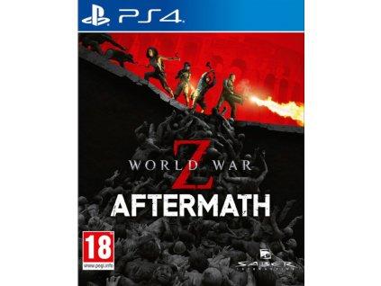 PS4 World War Z Aftermath