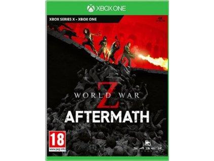 XBOX ONE World War Z Aftermath