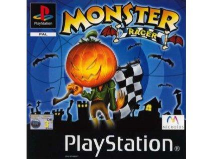 PS1 Monster Racer