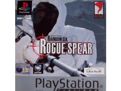 Tom Clancy's Rainbow Six Rogue Spear PS1