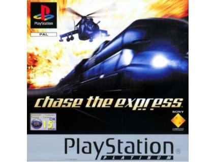PS1 Chase the Express PLATINUM