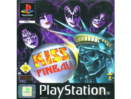 PS1 Kiss Pinball
