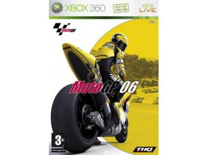 XBOX 360 MotoGP 06