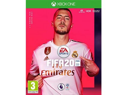 XBOX ONE FIFA 20 ENG