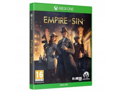 XBOX ONE Empire of Sin Day One Edition