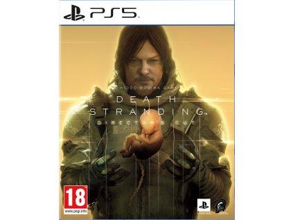 PS5 Death Stranding Directors Cut CZ