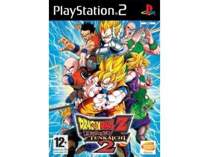 PS2 Dragon Ball Z Budokai Tenkaichi 2