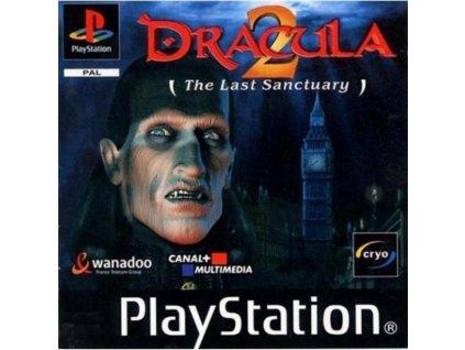 PS1 Dracula 2 The Last Sanctuary