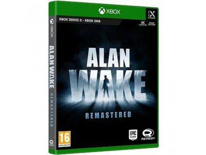 XBOX ONE XBOX Series Alan Wake Remastered