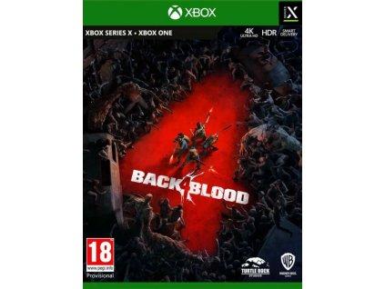 Back 4 Blood xbox one xbox series