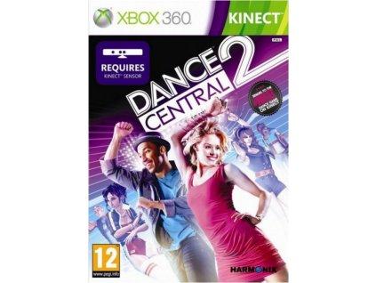 XBOX 360 Dance Central 2