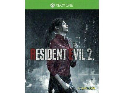 XBOX ONE Resident Evil 2 PS4 Resident Evil 2 Lenticular Sleeve edition