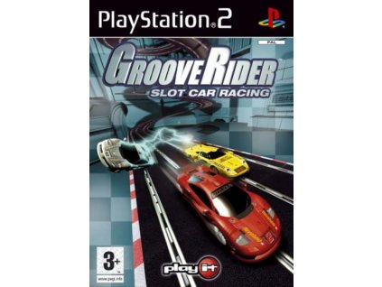 PS2 Groove Rider