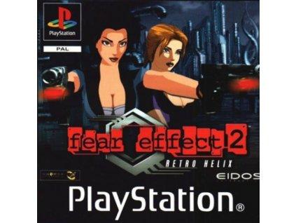 PS1 Fear Effect 2 Retro Helix