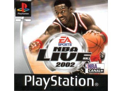 PS1 NBA Live 2002