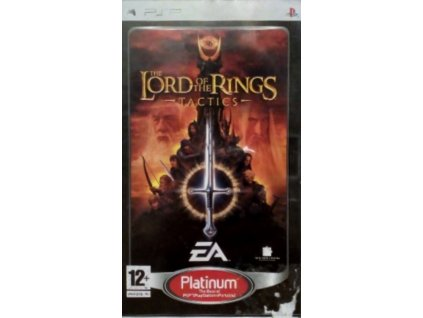 The Lord of the Rings Tactics (PSP)