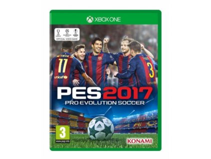 XBOX ONE Pro Evolution Soccer 2017